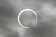金環日食が見えました。の画像